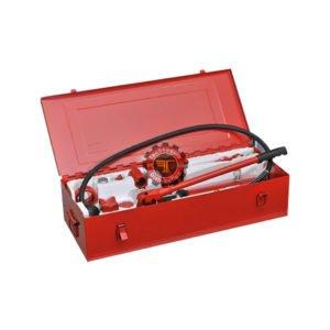 Vérin carrosserie 10T Datong tunisie technoquip distribution garage levage atelier mécanicien