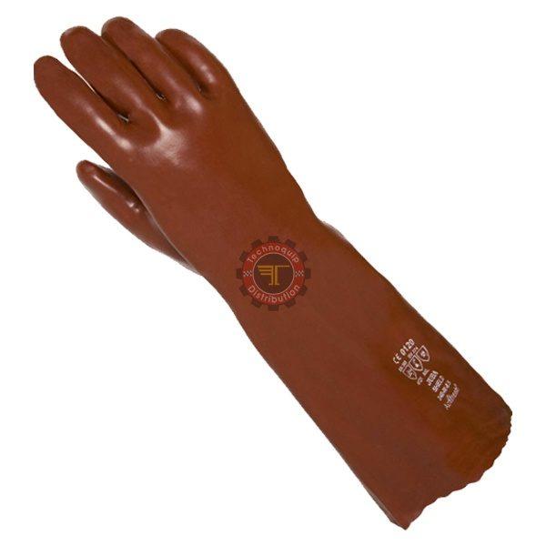 Gant PVC anti acide tunisie