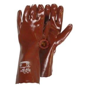 Gant PVC résistant aux produits chimiques tunisie