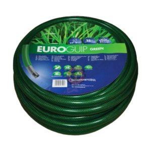 Tuyau d'arrosage EURO GUIP vert tunisie jardin jardinage agricole aspersion technoquip