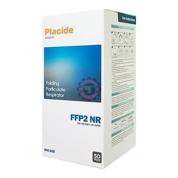 Masque anti-poussière FFP2 anti covid-19 protection respiratoire anti particules tunisie Technoquip distribution