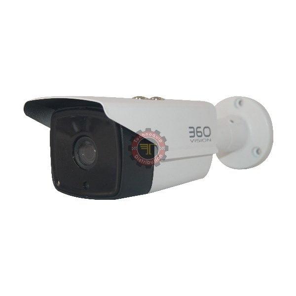 Caméra IP 2MP/3MP Tube Métallique IT12059 tunisie