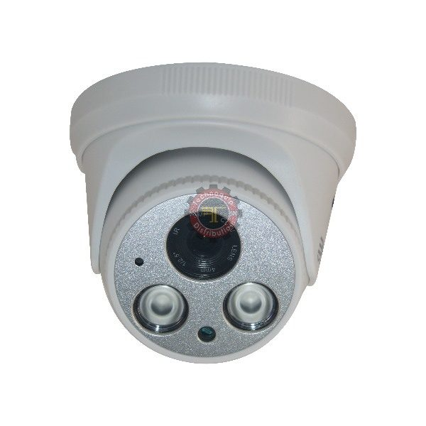 Caméra IP 5MP/4MP dôme plastique IT 12015 tunisie