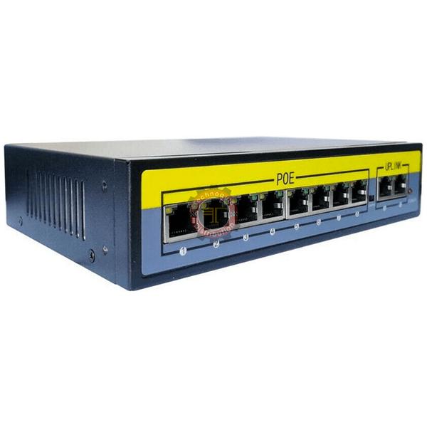 Commutateur POE HUB 8 ports IT72030 tunisie