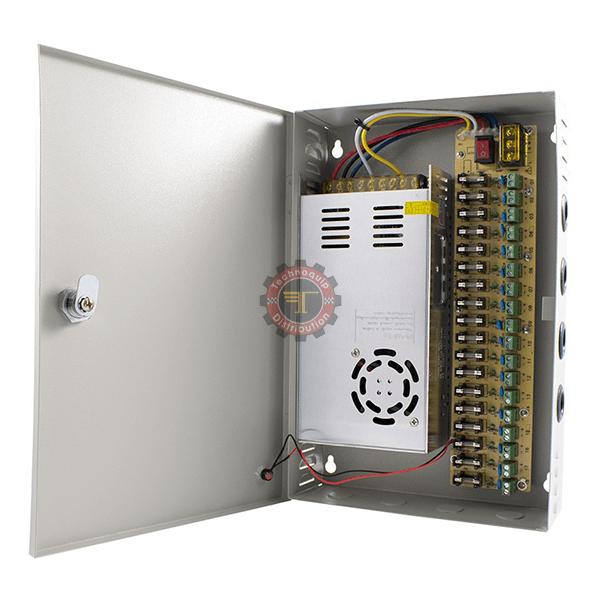 Coffret d'alimentation 12V-30A IT72036 tunisie