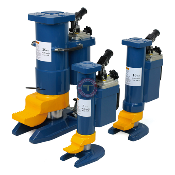 Cric hydraulique à sabot modèle HG tunisie