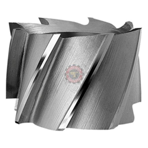 Fraise cylindrique à trou lisse HSS DIN1880 tunisie