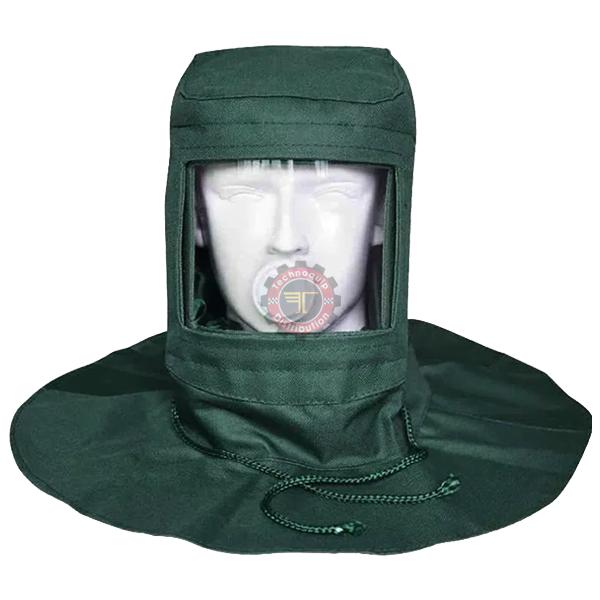 Masque de protection pour le sablage tunisie