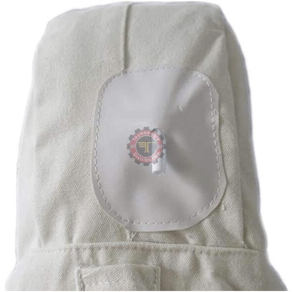 Tenue de protection de sablage en toile tunisie