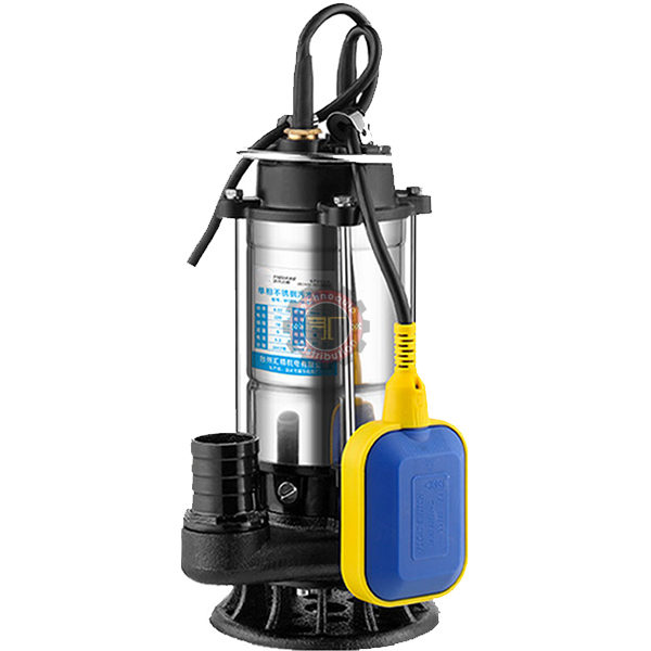 Pompe à eau d'égout submersible 1100W tunisie