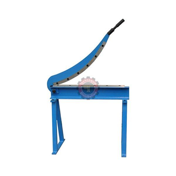 Cisaille guillotine à levier HS1000 tunisie