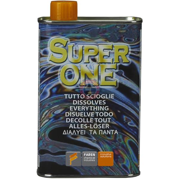 Dissolvant colles et silicone SUPER ONE tunisie