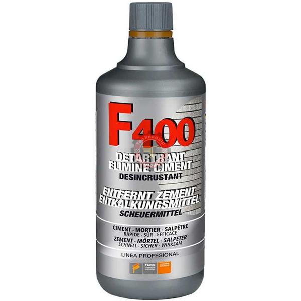 Désincrustant pour ciment F400 tunisie