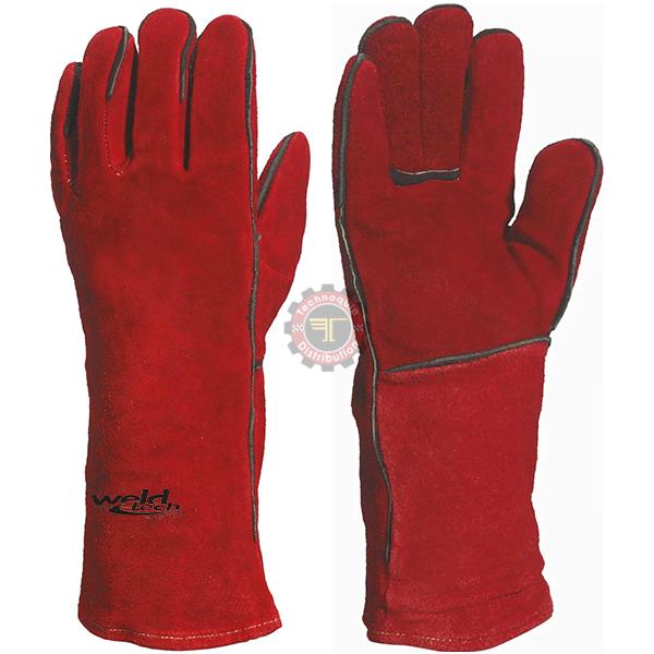 Gants anti-chaleur croûte rouge tunisie