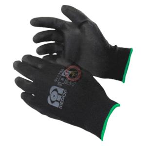 Gants réutilisables Pure-black tunisie