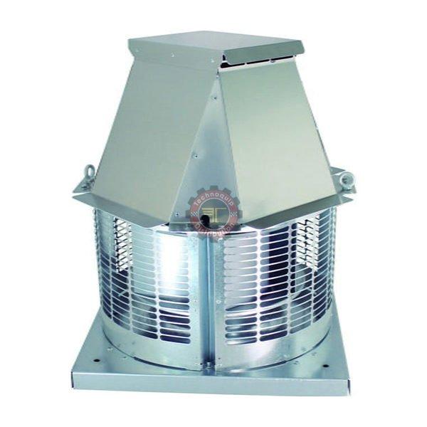 Ventilateurs de toit centrifuges 400 ºC / 2h tunisie