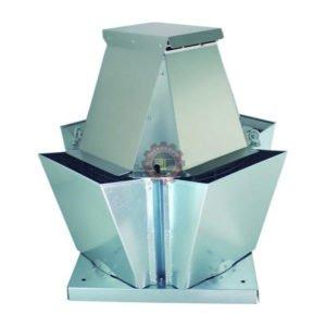 Tourelle d'extractions centrifuges 400 ºC / 2h Ventilateurs de toit centrifuges 400 ºC / 2h tunisie restaurant extracteur hotte cuisine vapeur Technoquip Distribution