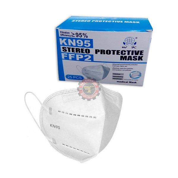 Masque de protection KN95 FFP2 tunisie