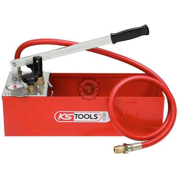 Pompe d'épreuve manuelle KS Tools tunisie
