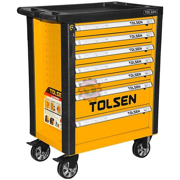 Servante d'atelier 7 tiroirs Tolsen tunisie