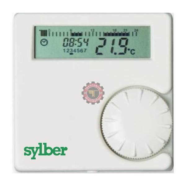 Thermostat prog à fil ALPHA 872 tunisie